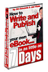 write ebook