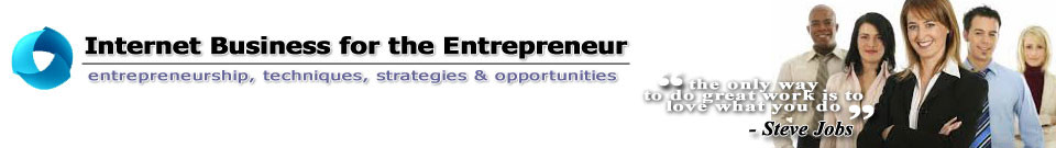 Internet Business for the Entrepreneur